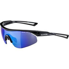 Alpina Nylos Shield Bril, black